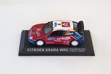 2004 Citroen Xsara WRC 1:43 Scale Diecast Rally Car