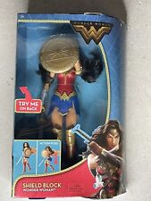 Dc Wonder Woman Shield Block Doll 12 Inches Action Figure