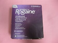 Rogaine Women's 2% Minoxidil Topical Solution Hair Regrowth Treatment 02/2022
