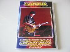 Santana - Piazza Plebiscito Napoli Italy 2004 2DVD Set