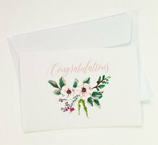 Unbranded pregnancy greeting greeting cards ebay 4 congratulations cards greeting wedding engagement pregnancy at congrats01 m4hsunfo