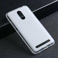 Silicon Case Transparent Case For ZTE Blade A602 Bag Cover Case Accessories NEW