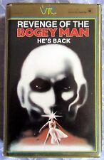 REVENGE OF THE BOGEY MAN, BETA, PAL, DPP72, VIDEO NASTY, PRE CERT