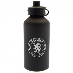 Chelsea FC Aluminium Drinks Bottle - Football Gift Water Bottle 500ml CFC