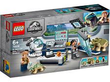 LEGO® Jurassic World™ 75939 Dr. Wus Labor: Ausbruch der Baby-Dinos - NEU & OVP -
