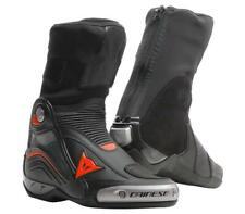 Dainese Axial D1 Boots Black Fluo Red - Many Sizes - Fast & FREE Shipping!