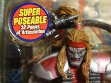 MARVEL LEGENDS OMEGA RED - MIP !! with LOWER TORSO of SENTINEL BAF ! X-Men ! biz