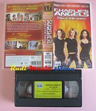 film VHS CHARLIE'S ANGELS PIU' CHE MAI C. Diaz D. Barrymore L. Liu(F33**) no dvd