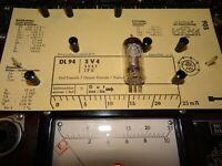 Röhre Valvo DL 94 Tube 9 mA Valve auf Funke W19 geprüft BL-1958