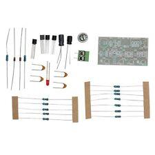 Voice Sound Activated LED Switch Clapper Control Trousse DIY Kit Suite