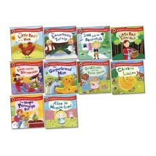 Ladybird First Favourite Tales  x 10 Books Collection..Gingerbread Man Hardback