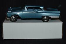 1959 Ford Fairlane 500 Dealer Promo Model Car Shiny but Warped!