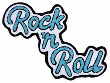 Costumes For All Occasions BB347 Patch Chenille Rock N Roll