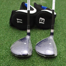 Bullet Golf .444 - 11 & 13 High Launch Fairway Woods 2pc SET Mens NEW