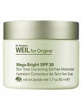 Dr. Andrew Weil Mega-Bright SPF 30 Skin Tone Correcting Oil-Free Moisturizer ...