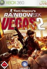 Xbox 360 Tom Clancy's RAINBOW SIX VEGAS 2 Neuwertig