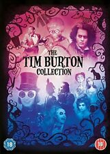 The Tim Burton Collection [DVD] [1985][Region 2]