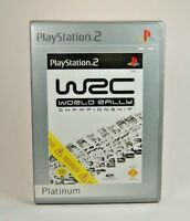 World Rally Championship (Sony PlayStation 2, 2002, DVD-Box) - PS2 Spiel