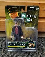 """MEZCO BREAKING BAD HEISENBERG (WALTER WHITE) 6"""" ACTION FIGURE BRAND NEW!"""