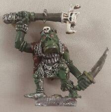 Warhammer orc shaman citadel ORC war wyvern shaman 1987