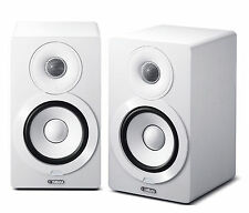 Yamaha NX-N500 Studio Powered Speakers - White