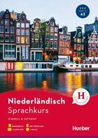 Niederländisch Sprachkurs für Anfänger Buch 3 Audio-CDs + MP3-CD + MP3-Download