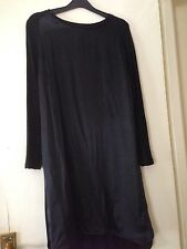 Reiss Dress Size 12 - 100% SILK Front Jersey Back Worn Once