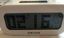 Karlsson Snooze Clock