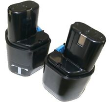 Tank Brand Power Tool Battery for Hitachi 320386 EB1220B1 - 2 PACK