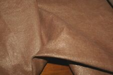 50cm - 'BRONZE' CANVAS FABRIC WITH LUREX SHEEN / UPHOLSTERY FABRIC