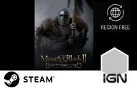 Mount & Blade II: Bannerlord [PC] Steam Download Key - FAST DELIVERY