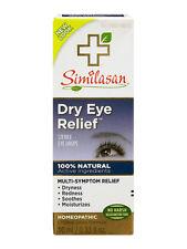 Similasan Dry Eye Relief Eye Drops 10ml / 0.33fl oz 100% Natural Homeopathic