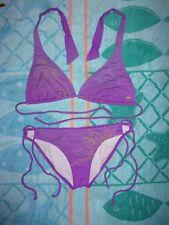 Two piece Billabong Bikini swimsuit WOMEN'S SIZE'S:(TOP L) (BOTTOM S)