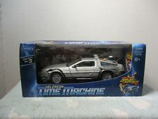 1/24 Scale Welly Delorean Back To The Future Ii