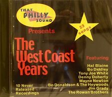 THE WEST COAST YEARS - 23 VA Songs on 'That Philly Sound'