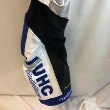 UHC Pro Cycling United Health Care Vermarc Mens Bibs Shorts Medium FLEECE