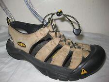 KEEN  Newport Waterproof Sandals Shoes  Bison Men's Size 9.5