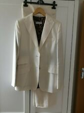 Dolce & Gabbana White Womens Suit 14