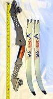 Martin Pro Series QUEST Recurve Bow Limbs and Riser Martin Family Collection