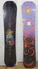 Salomon Gypsy Classicks by Disiree Melancon Womens Snowboard 147 cm 2018