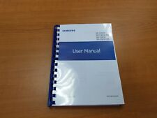 SAMSUNG GALAXY S9 SM - G960F PRINTED MANUAL USER GUIDE 278 PAGES A5