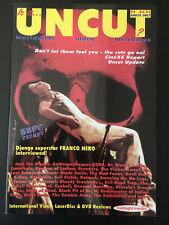IS IT UNCUT #9 (ENG / 2000) Fanzine / UK / Bis / Gore / Video Nasties / F. Nero
