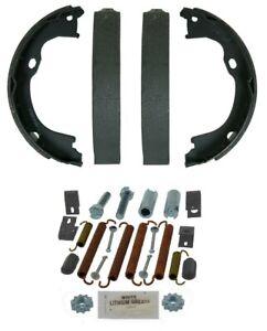 Handbremsbacken Feststellbremse mit Federnsatz für Dodge Nitro 2007-2011