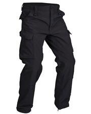 Mil-tec Softshell Pantaloni Explorer S-3xl Trekking Outdoor chiaro Militari Nero S