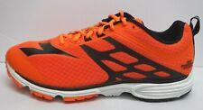 Diadora 11.5 Orange Running Sneakers New Mens Shoes