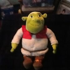 "2007 Macys EXCLUSIVE Shrek Large Plush 24"" NEW"