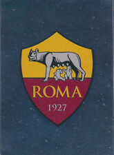 Champions League 17/18 - sticker 212-club badge-as roma