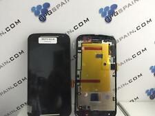 PANTALLA COMPLETA LCD TACTIL MotoROLA G2 XT1068 Tactil + Lcd +Marco G 2 2ª NEGRA
