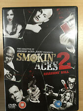 Vinnie Jones Tom Berenger SMOKIN' ACES 2: ASSASSINS BALL Crime Thriller UK DVD
