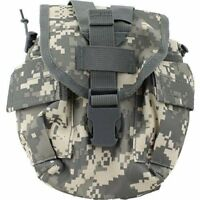 NEW Official US Military ACU MOLLE II Canteen Utility Pouch FREE SHIPPING